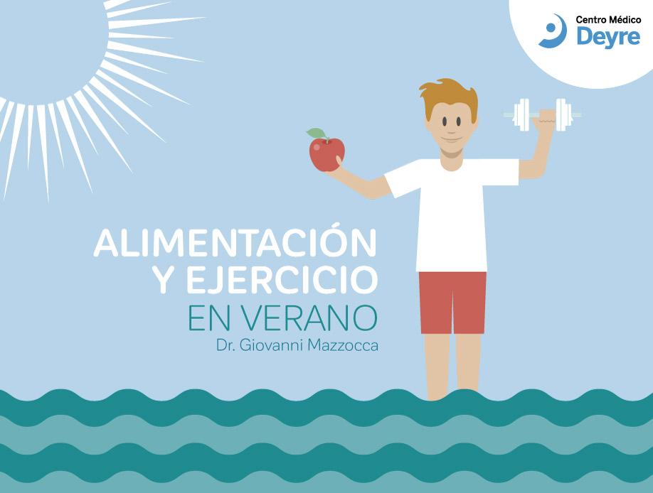 Alimentación y ejercicio Centro Médico Deyre
