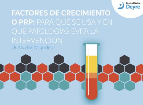 PRP | Centro Médico Deyre