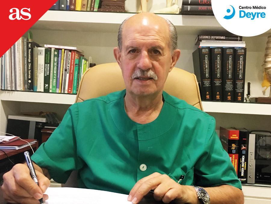 medicina deportiva   Centro Médico Deyre