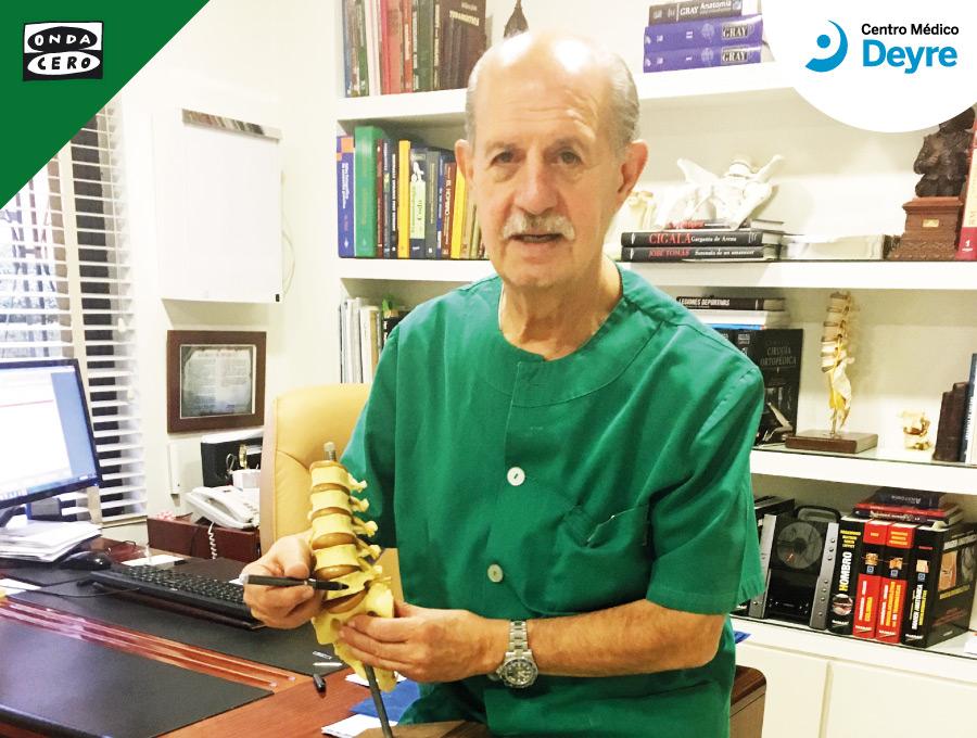 Dr. González de Centro Médico Deyre