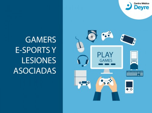lesiones-gamers-centro-médico-deyre