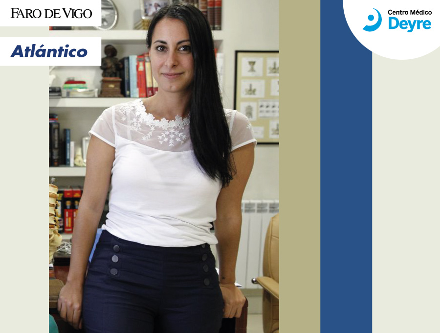 María González Centro Médico Deyre