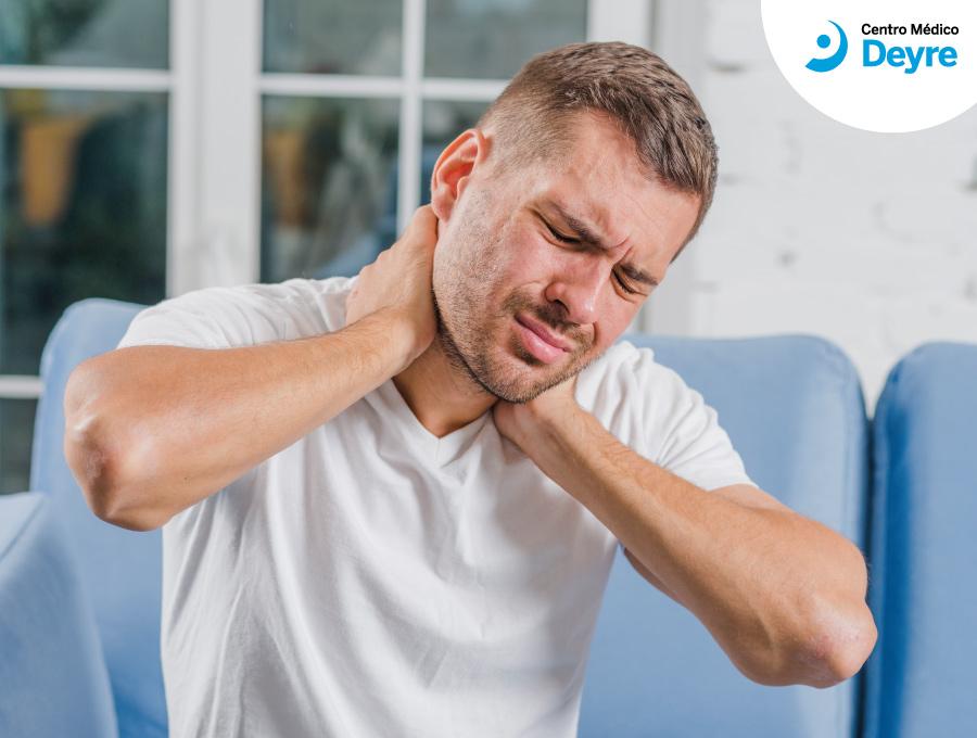 ejercicios para cervicales durante COVID-19