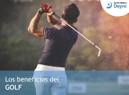 Golf y salud