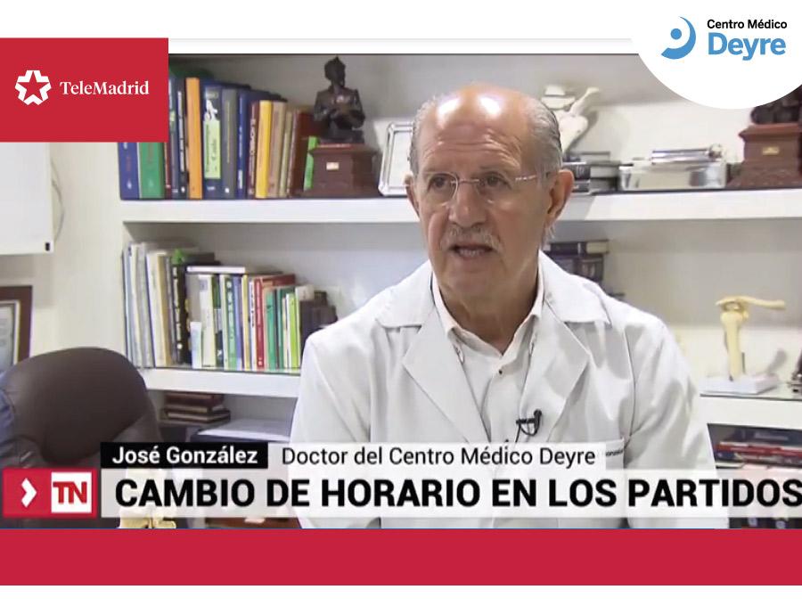 Dr. González-telemadrid