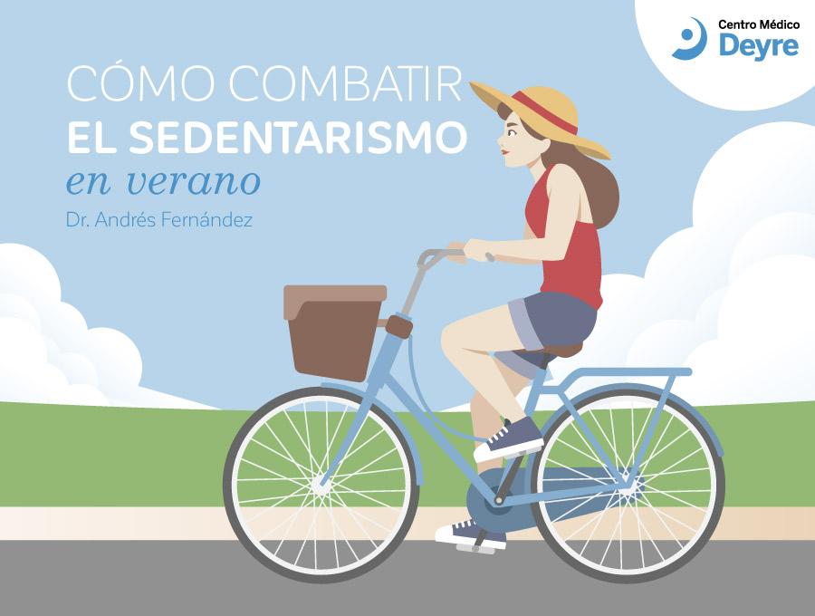 Cómo evitar el sedentarismo | Centro Médico Deyre