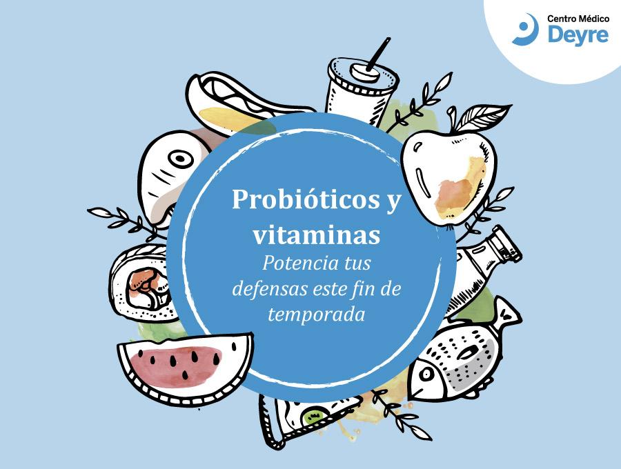 probioticos y vitaminas para runners